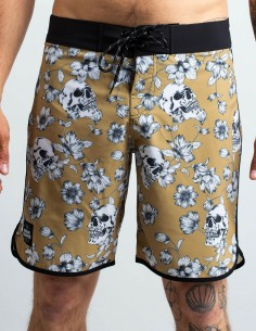 DEAD FLOWERS SWIM TRUNKS